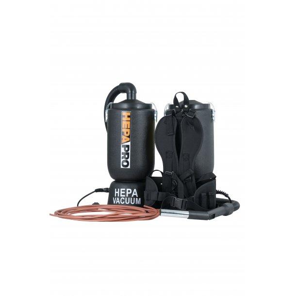 HEPA-PRO Rygstøvsuger til ledning