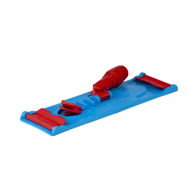 Fremfører m. klik (2 huller), blå, 40 cm